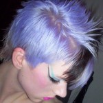 Cortes de pelo y peinados emo 2009 2