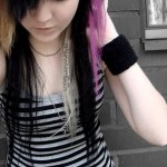 Cortes de pelo y peinados emo 2009 8