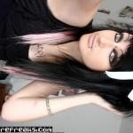 Cortes de pelo y peinados emo 2009 9