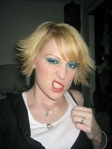 Cortes de pelo y peinados emo 2009