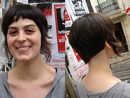 Nuevos peinados para mujer 2009  4