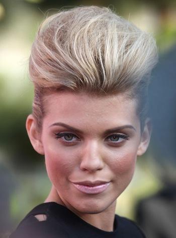 Nuevos peinados para mujer 2010 2