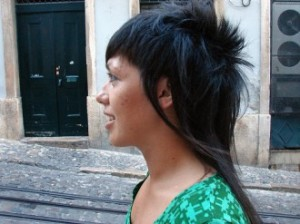 Peinados emo 2010