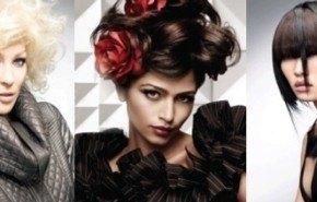 Peinados para mujer 2009