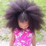 Peinados para niñas 2009