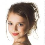 Peinados para niñas 2009 5