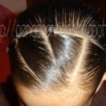 Peinados para niñas 2009  9