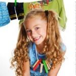 Peinados para niñas 2009 pelo largo 13