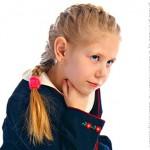 Peinados para niñas 2009 pelo largo 2