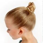 Peinados para niñas 2009 pelo largo 3