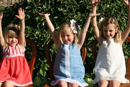 Peinados de fiesta 2009 para niñas 8