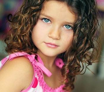 Peinados para niñas 2009 2