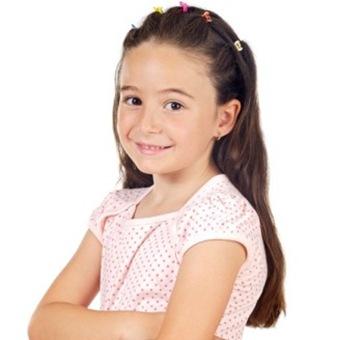 Peinados para niñas 2009 pelo largo 6
