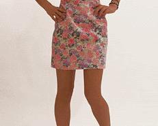 Vestidos Bershka Primavera Verano 2010