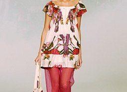 Vestidos Francis Montesinos 2010 | Cibeles Madrid Fashion Week