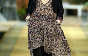 Vestidos Roberto Cavalli primavera verano 2010 | Milan fashion Week