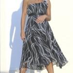 Vestidos de noche elegantes para embarazadas 6