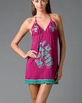 Vestidos de playa verano  Moda Baño