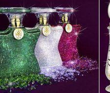 Exclusivos fragancias con cristales Swarovski