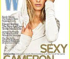 Cameron Diaz en W Magazine