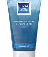 Cuida tu piel con Nivea Visage Refreshing Water Cleansing Gel