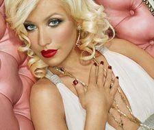 Christina Aguilera y su nueva fragancia 'Inspire'