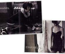 Claudia Schiffer para la campaña Chanel Otoño Invierno 2008/09
