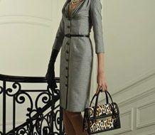 Vestidos elegantes de noche y día Christian Dior Colección Crucero 2010