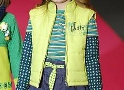 Moda infantil 2010
