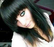 Nuevos cortes de pelo y peinados para chicas adolescentes 2009