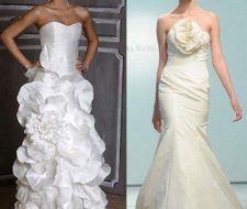 Tendencias en vestidos de novia para 2009