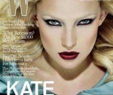 Kate Hudson en la Revista W – septiembre 2008