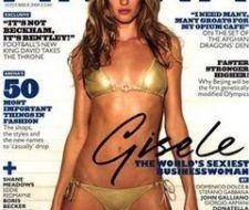 Gisele Bundchen: La mujer de negocios más sexy del mundo
