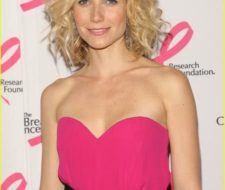 Gwyneth Paltrow, de rosa y con rulos