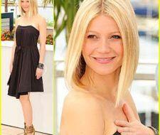 Gwyneth Paltrow y sus diferentes modelos en Cannes