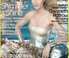 Gwyneth Paltrow, de hierro para Vogue