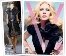Gwyneth Paltrow en la revista V