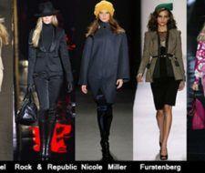 Sombreros y gorras para mujer, tendencia moda otoño invierno 2008 – 2009