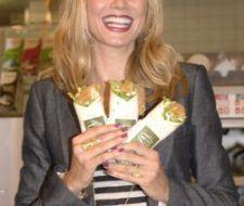 Heidi Klum, la nueva cara de Mc Donald's