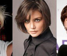 Los cortes de cabello y peinados de las famosas. Copia el corte de cabello ideal.