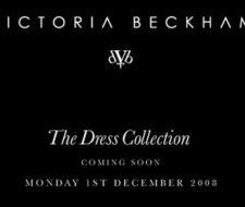 Los vestidos de fiesta de Victoria Beckham salen a la venta