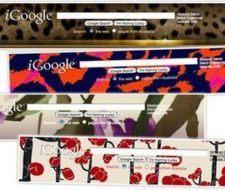 Google ya es parte de la moda y nos ofrece temas de diseñadores