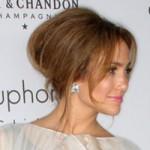 jennifer lopez en Cortes de cabello de las celebridades con tendencia retro años 60