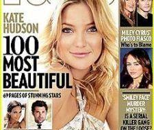 Kate Hudson, la más bella según People