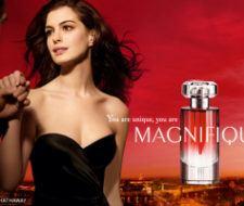 Perfume Magnifique de Lancome, spot de Anne Hathaway