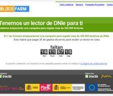 Consigue tu lector de DNI Electronico gratis en Modaellas