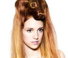 Peinados 2008: Extensiones de cabello con diseños de animales