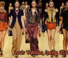 Nueva Colección Louis Vuitton Primavera 2009