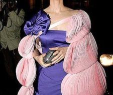 El estilo de Lucy Liu en la Semana de la Moda de Paris