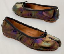 ¿Usarías zapatos que te separen un dedo de los demás?